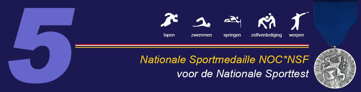 nationale-sportmedaille-zilver